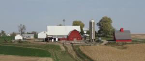 Amish farm A
