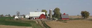 Amish farm b
